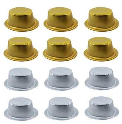 sombreros nochevieja