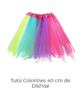 Disfraz-multicolor-troll-falda
