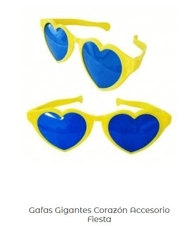 Grease-gafas-corones-retro-disfraz-carnaval