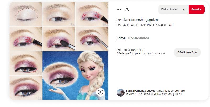 Maquillaje-frozen-princesa-hielo