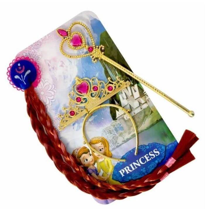 accesorios princesa anna frozen