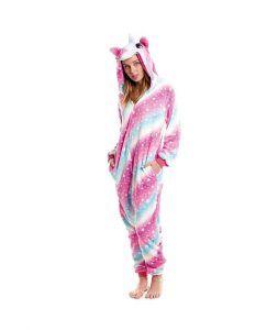pijama disfraz unicornio