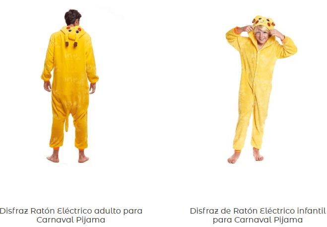Disfraces-pijamas-adulto-originales-pikachu.