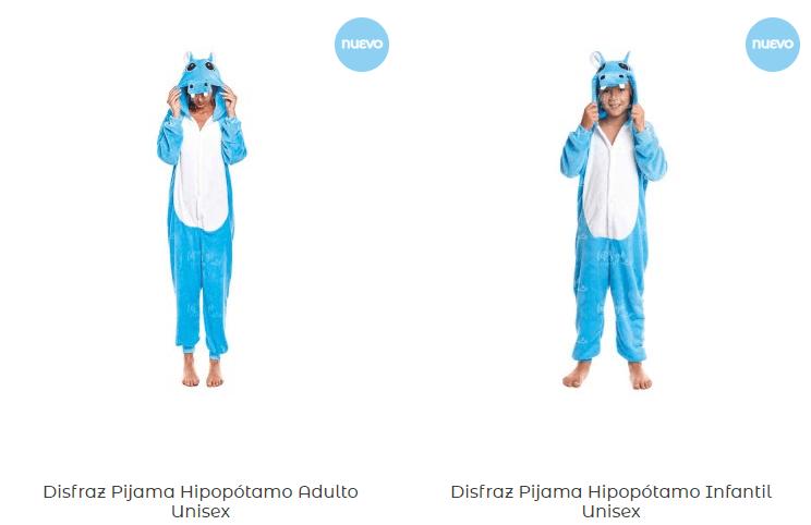Disfraces-pijamas-adulto-originales-hipopótamo