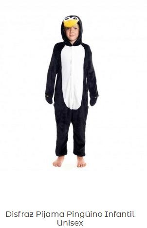 Disfraces-pijamas-pingüino-originales-baratos