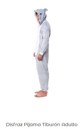 Disfraces-pijamas-tiburón-originales-baratos