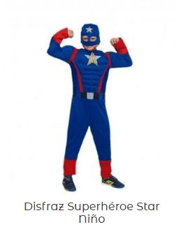 Disfraces-superheroes-niños-infantil