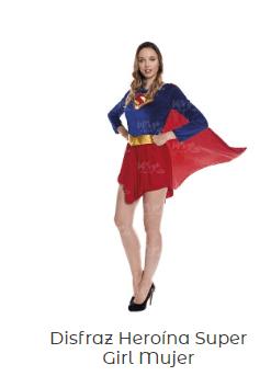 Disfraces-superheroinas-mujer-supergirl