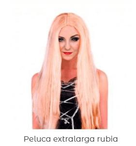 The-Witcher-disfraz-peluca-rubia