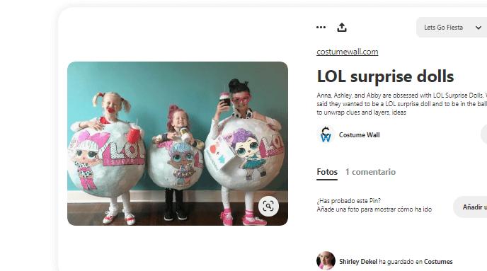 disfraz-LOL-Surprise-bola