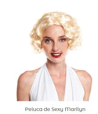 disfraz-LOL-Surprise-casero-peluca-marylin