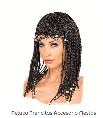 disfraz-LOL-Surprise-cleopatra-peluca