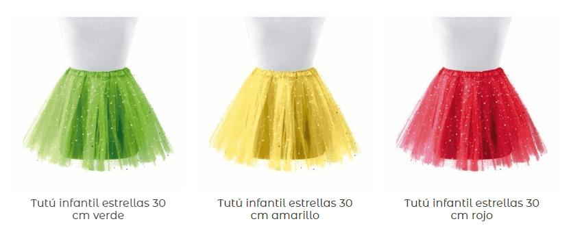 disfraz-LOL-Surprise-falda-tutu-tul