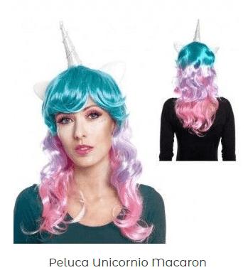 disfraz-LOL-Surprise-unicornio-peluca