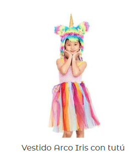 disfraz-LOL-Surprise-unicornio-vestido