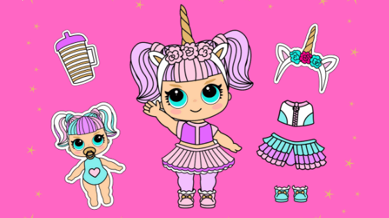 disfraz-LOL-surprise-doll