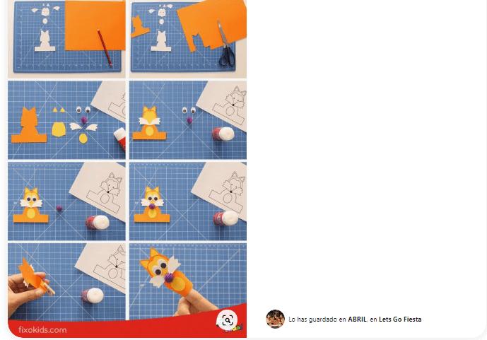 Como-hacer-marionetas-de-dedos-cartulina