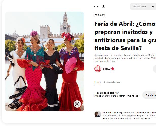 Disfraces-Feria-Abril-Vestimenta