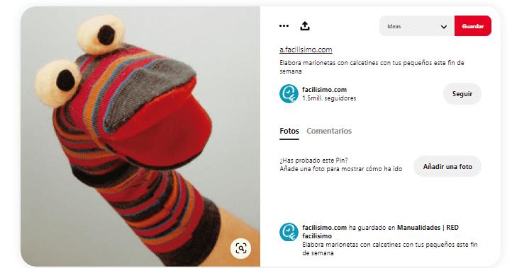 Hacer-marionetas-con-calcetines-caseras-faciles