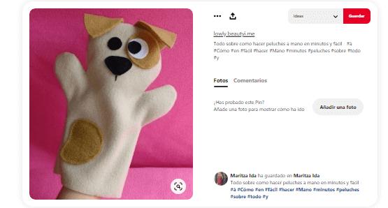 Marionetas-caseras-de-mano-perro