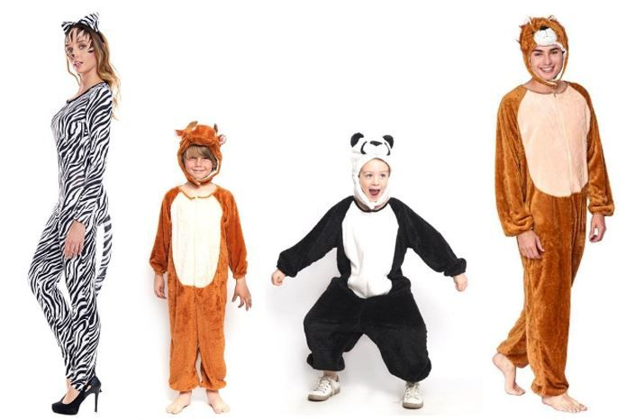 mejores disfraces animales