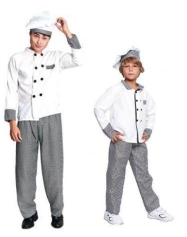 mejores disfraces cocineros