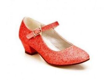 zapatos rojos dorothy mago oz