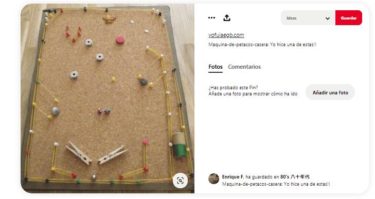 Juegos didacticos para ninos circuito canicas paintball