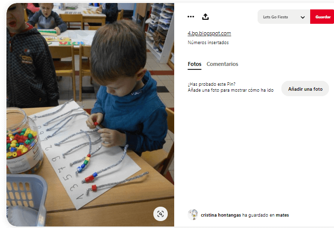 Juegos didacticos para ninos números casa