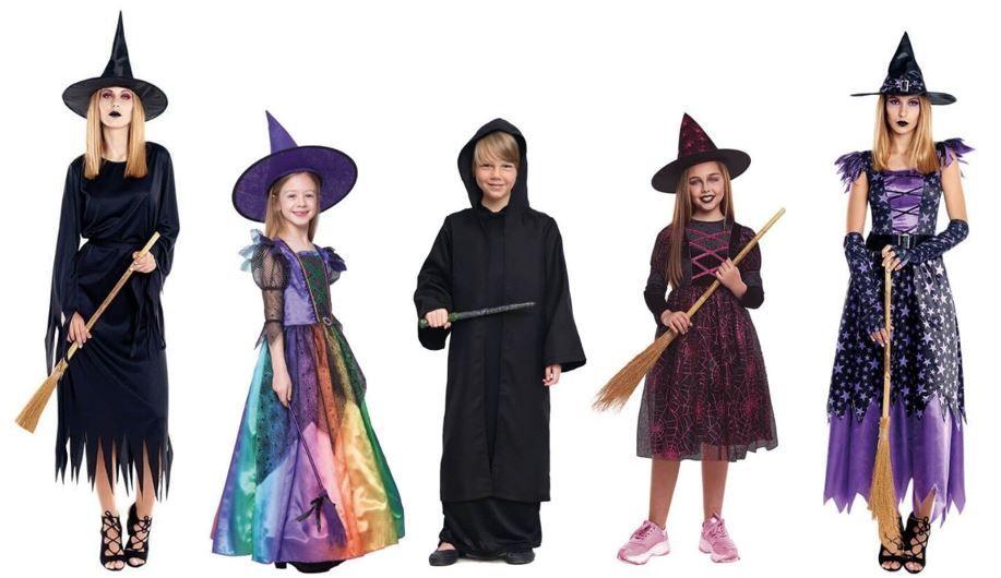 mejores disfraces brujas