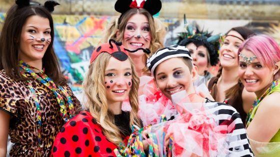 mejores disfraces carnaval