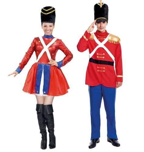 mejores disfraces pareja soldaditos plomo
