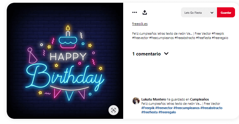 Origen del cumpleaños historia