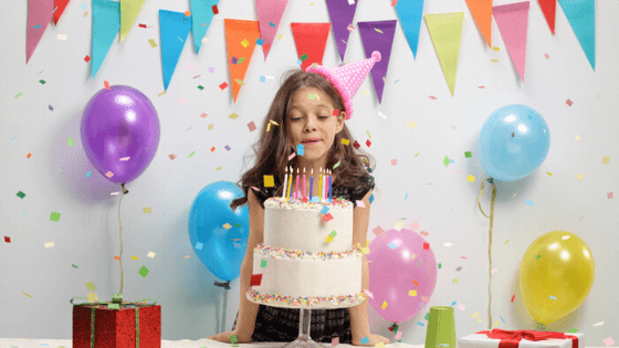 velas de cumpleaños originales