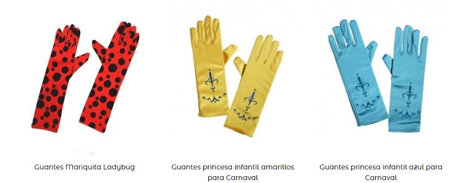 Guantes originales durante pandemia coronavirus estilo