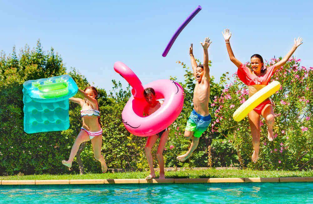 Organizar fiesta de verano decoración