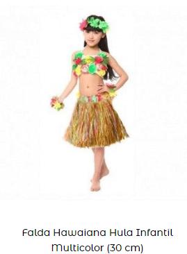 Organizar fiesta de verano disfraz hawaiana