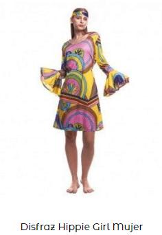 Organizar fiesta de verano disfraz hippie