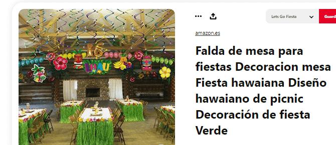 Organizar fiesta de verano hawaiana ideas decoración