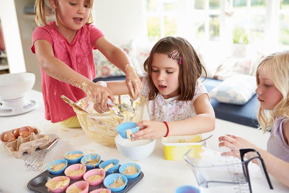 Recetas cupcakes faciles para niños cocinar