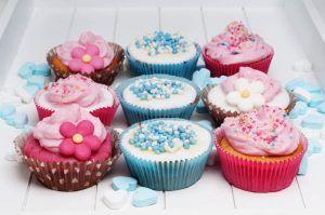Recetas cupcakes faciles para niños cumpleanos fiesta