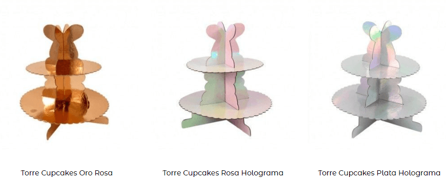 Recetas cupcakes faciles para niños decoracion mesa