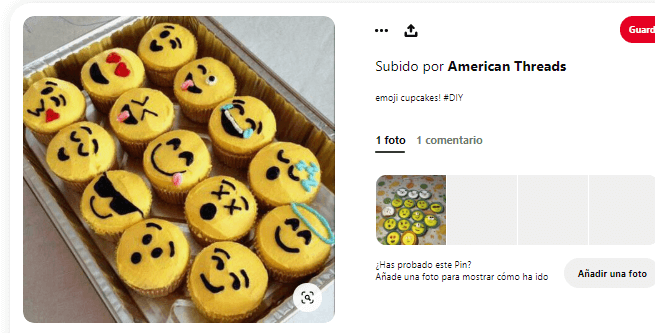 Recetas cupcakes faciles para niños smiles