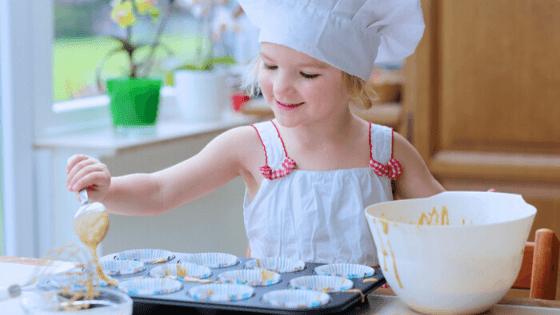 Recetas de cupcakes faciles para niños