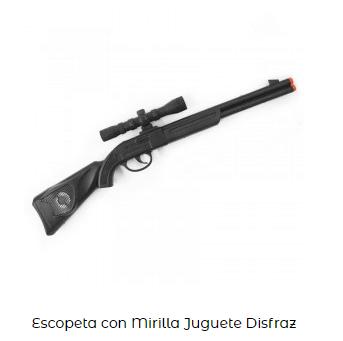Stranger things disfraces caseros escopeta