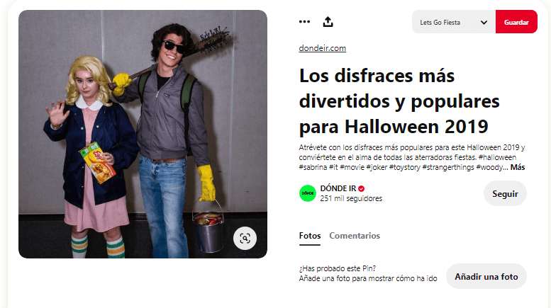 Stranger things disfraces caseros personajes Billy