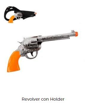 Stranger things disfraces caseros pistola