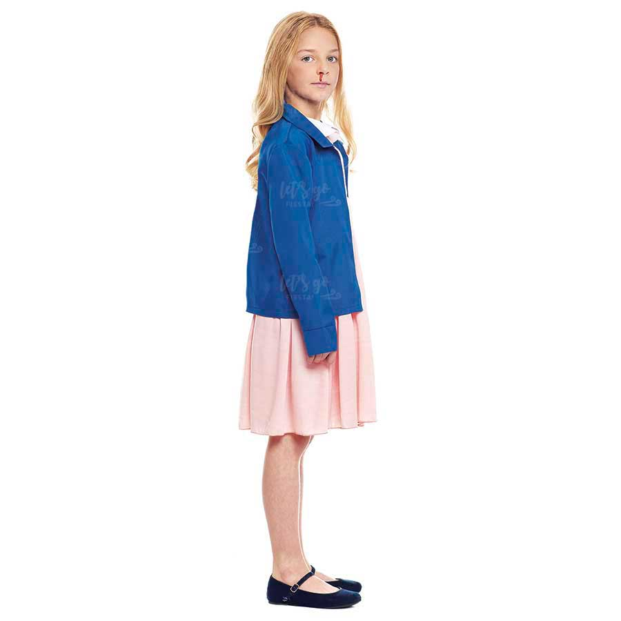 Disfraz stranger things eleven niña