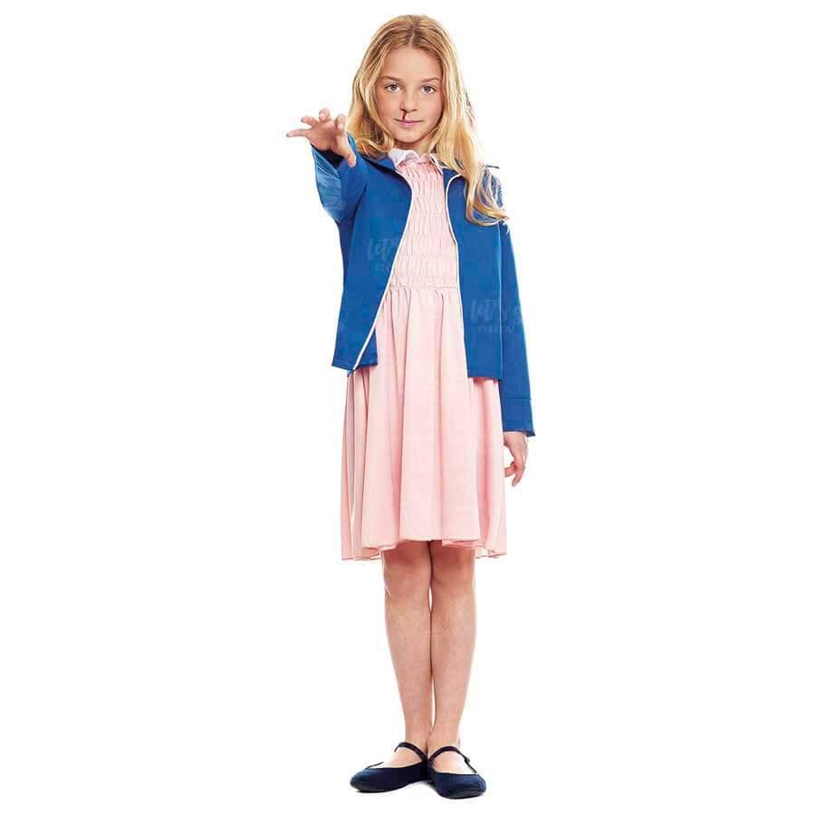 Disfraz stranger things eleven niño