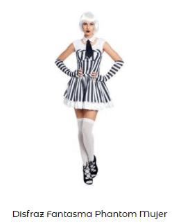 Disfraces de Beetlejuice mujer